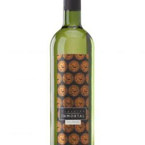 botella de vino inmortal