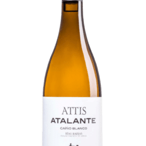 Botella de Vino Attis Atalante Caíño Blanco