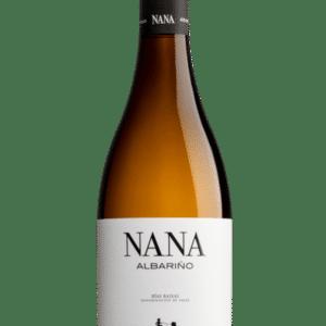 Botella de Vino Nana Albariño
