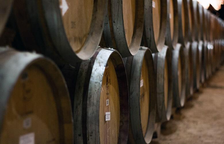 cubas de madera para fermentacion del vino