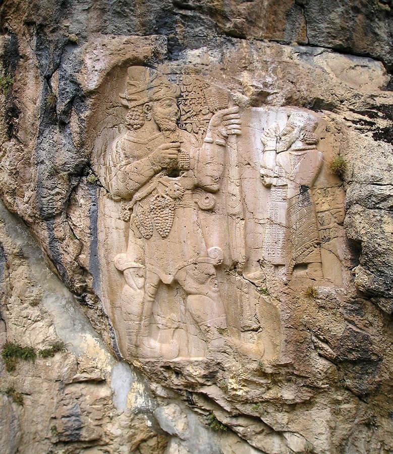 rey hitita warpalawa y el dios tarhunta