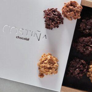 bombones de chocolate costiña chocolat