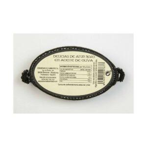 delicias de atun rojo en aceite de oliva ol 120 gourmet 1