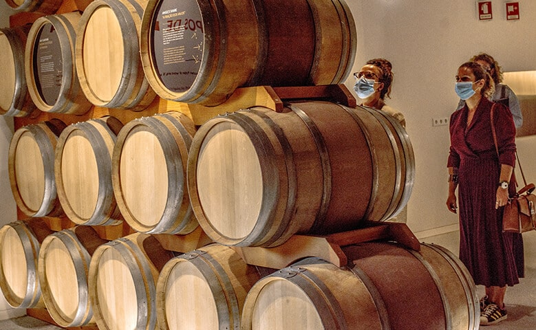 tipos de barrica vino tinto