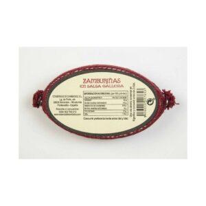 zamburinas en salsa gallega ol 120 gourmet 1